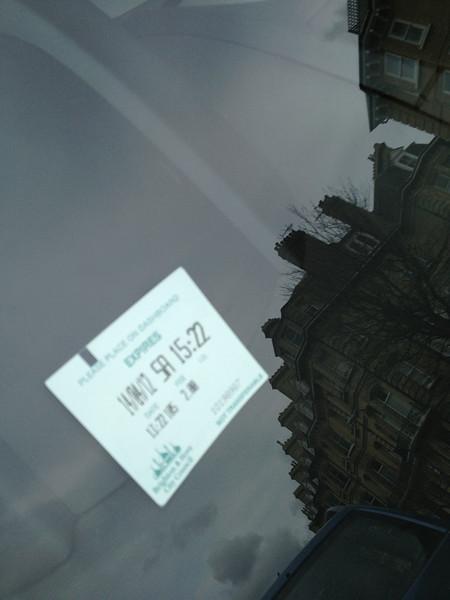 P&D ticket in situ.JPG