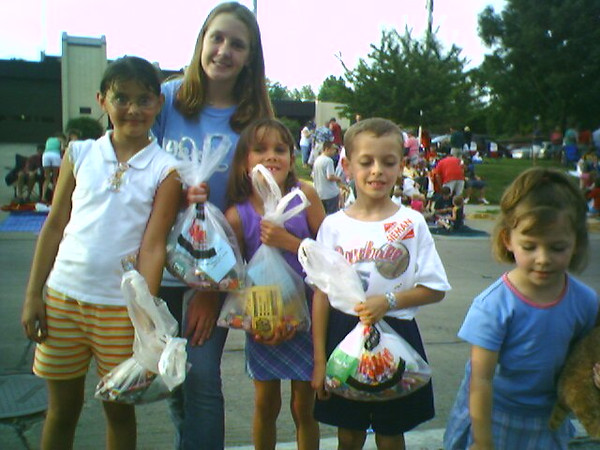 2005 July Parade