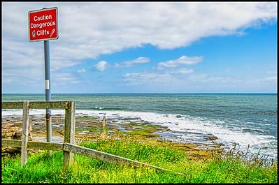 004 - Collywell Bay, Northumberland Coast, UK – 2016.