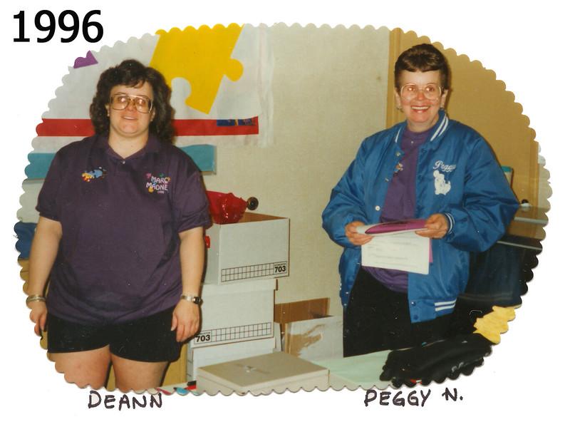 Deann and Peggy