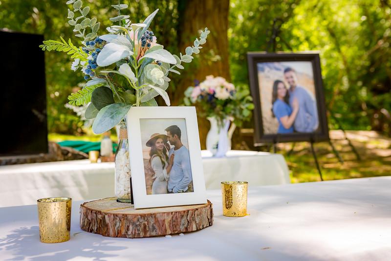 Terrill-McBride Wedding Highlights - June 2020