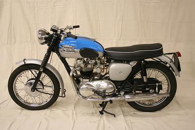 1961 Triumph Bonneville T120