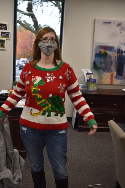 Staff Holiday Sweater Winners