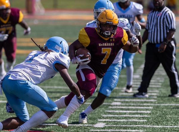 High School Football: Bishop McNamara vs. Eastern