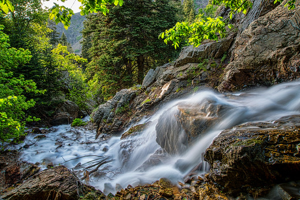 Adams waterfall hike May 25 2016