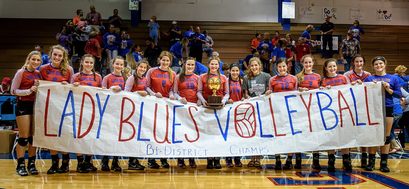 2016 VB Blues vs. Big Spring