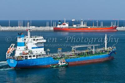 Port of Fujairah, UAE.