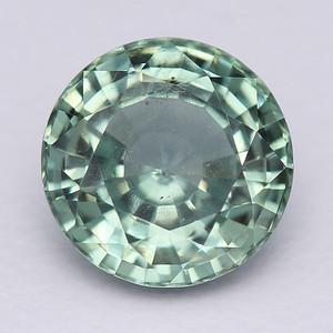 1.86 Round Montana Sapphire (S409)