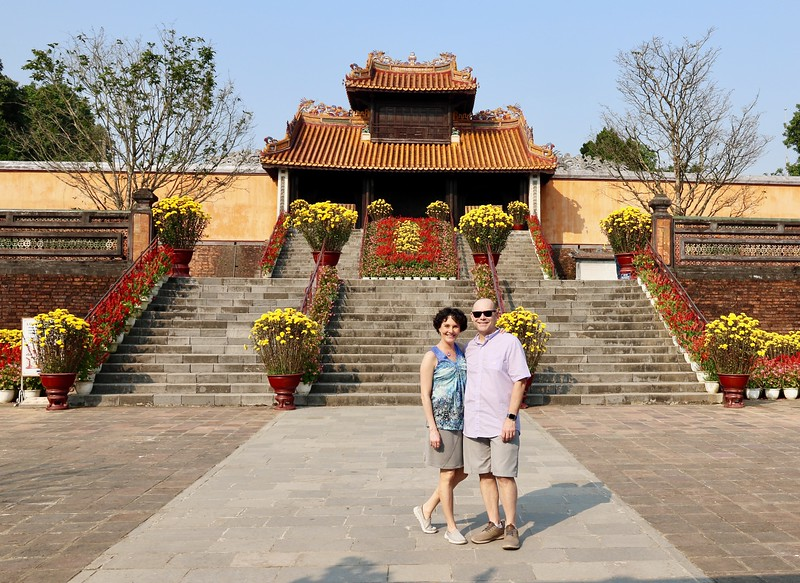 Tomb of Tu Duc - 4th emperor of the Nguyễn dynasty reigned from 18847-1883