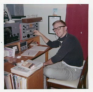 Early Ham Radio Photos