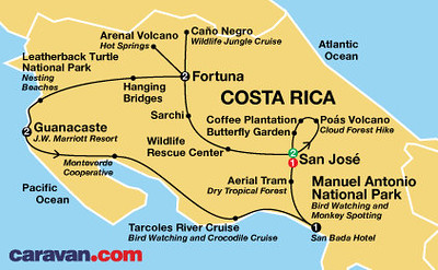 Our Costa Rican adventure.