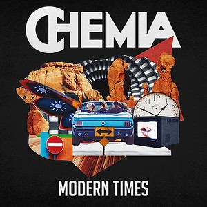 Andy Taylor (Duran Duran) Produces New Rock Act Chemia