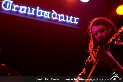 J. Tillman - at The Troubadour - Hollywood, CA - December 2, 2009