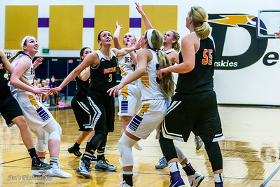 HS Sports - DeForest Girls Basketball - Jan 26, 2016