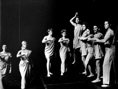 1972-73: Antigone