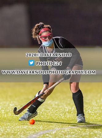 11/4/2020 - Varsity Field Hockey - Wellesley vs Needham