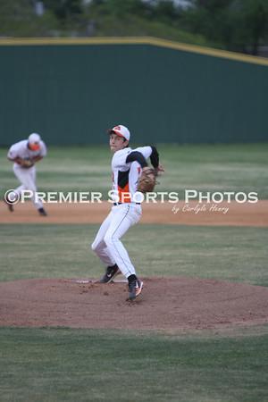 La Porte Varsity Baseball vs Rayburn 4/9/10