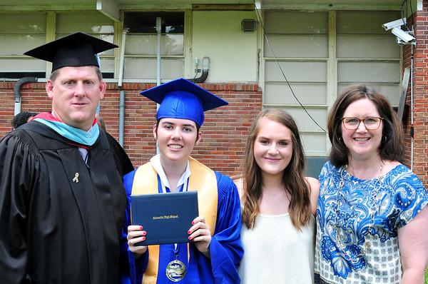 Mallory's Graduation 2016