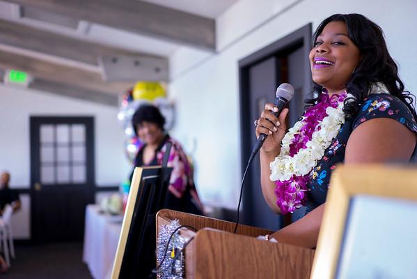 Dr. Vynette Moore's Pre-Commencement Celebration