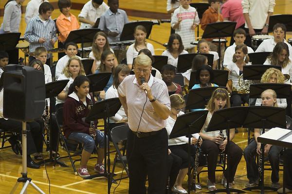 Grandville 6th Grade Band  Concert '07