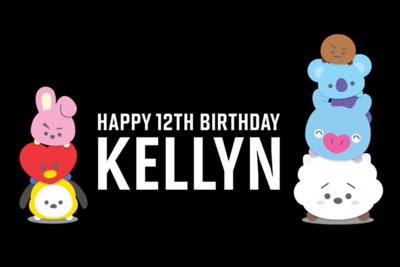 Kellyn (individuals)