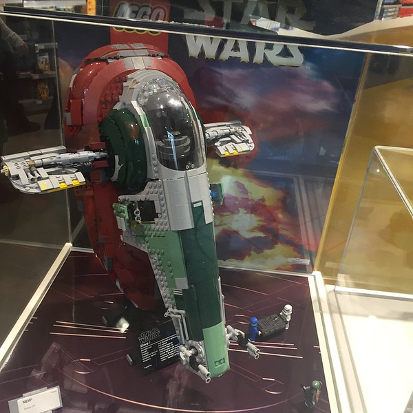Is it too early to start my birthday wish list? #Lego