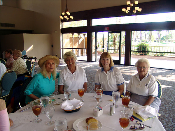 Women's Golf - Opening Day