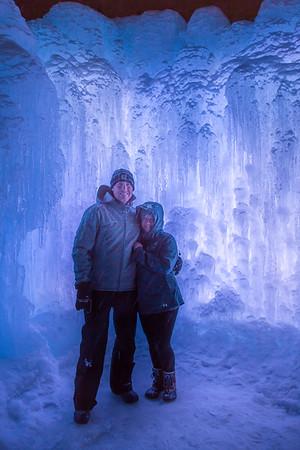 Ice Castles in Dillon