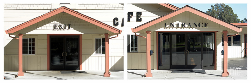 Weekly Assignment #9 - Opposites (Diptych)