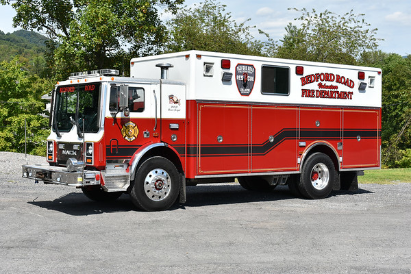 Company 3 - Bedford Road Fire Department