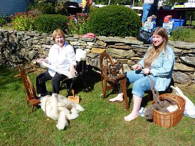 2009 Farm Fair at the Barrett-Byam House