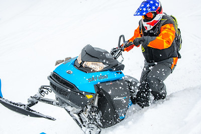 2018 May Ride with 2019 Ski-Doo 600R