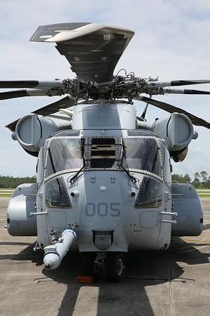 "US Marine Corps CH-53K ""King Stallion"", NAS Pensacola, 25Jun21"