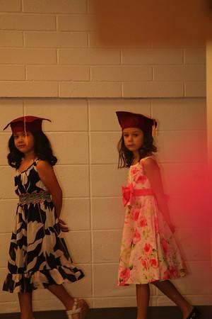 MTA Kinder 2012 Graduation