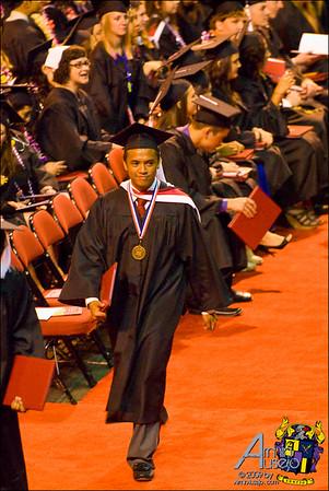 Mike's Seattle University Graduation