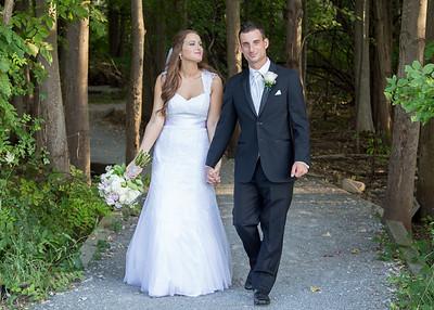 Liz and Brandon