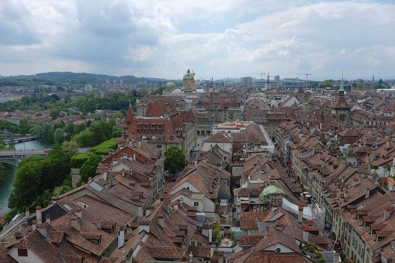 View from Münster