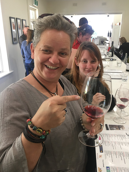 Barossa Valley - Elderton Wines - Christel LIKE the Shiraz