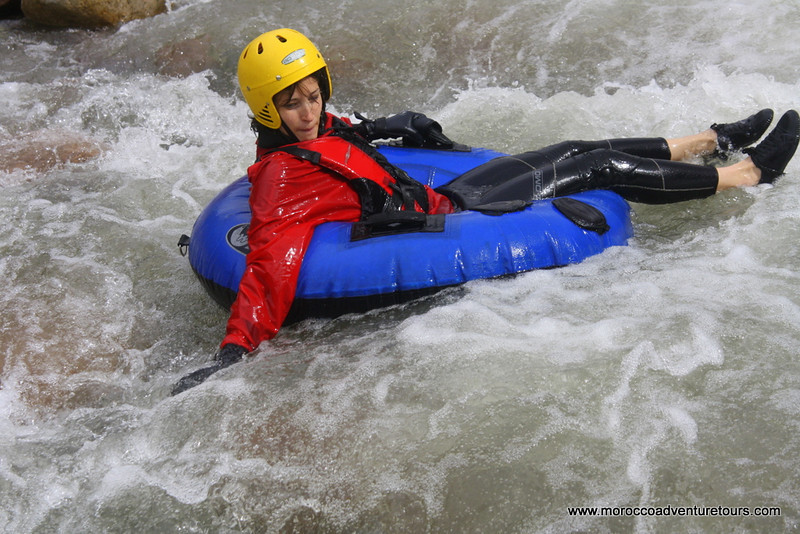 A half day tubing adventure at Ourika river just 45min outside of Marrakech enjoin us at ww