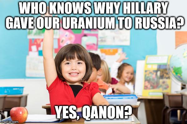 Yes QAnon