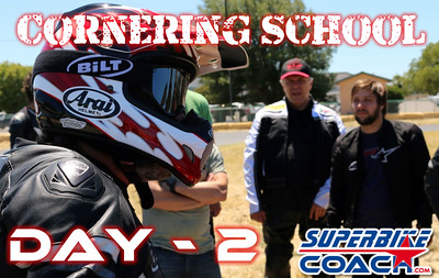 Cornering School Day 2