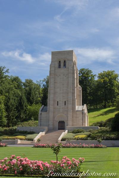 Le Cimetière Américain Aisne-Marne de Belleau