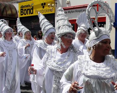 Lady Godiva festival - Coventry England