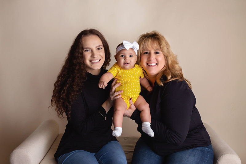 Kathy, Madison & Adalynn