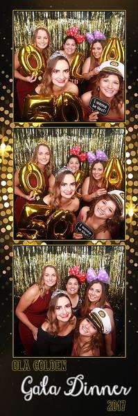 OLA Golden Gala Ball Photostrips