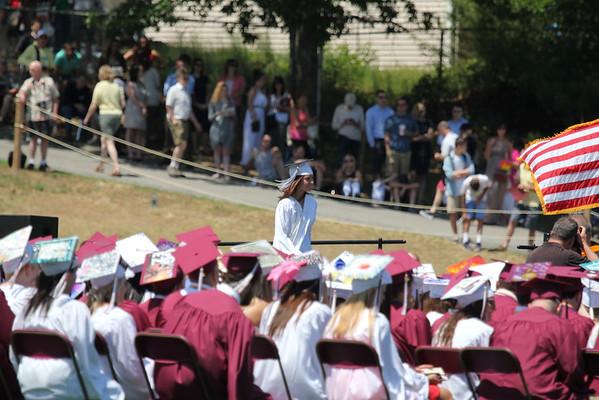 TRHS Class of 2015  - Graduation