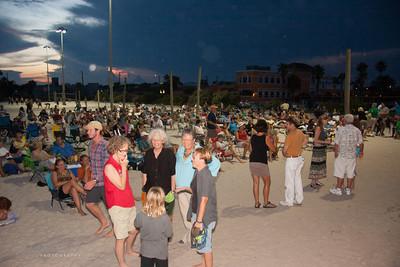 Concert @ The Beach (9-4-13)