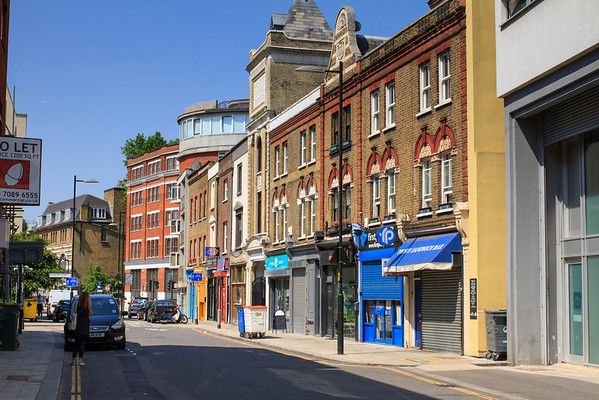 London: Southwark and Bankside