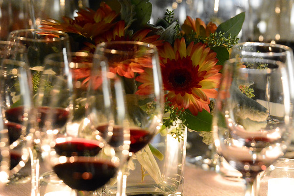 Benaroya winemaker dinner