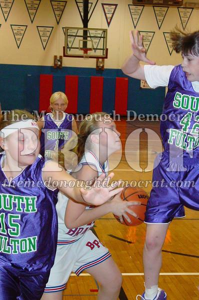 7th Grade vs. South Fulton 11-9-07